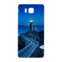 Plouzane France Lighthouse Landmark Samsung Galaxy Alpha Hardshell Back Case