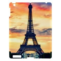 Eiffel Tower Paris France Landmark Apple Ipad 3/4 Hardshell Case