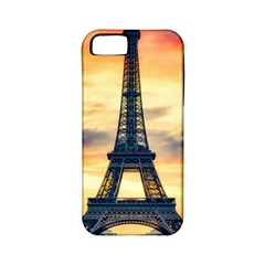 Eiffel Tower Paris France Landmark Apple Iphone 5 Classic Hardshell Case (pc+silicone)