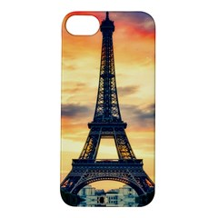 Eiffel Tower Paris France Landmark Apple Iphone 5s/ Se Hardshell Case