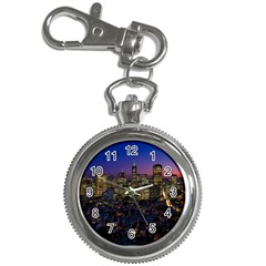San Francisco California City Urban Key Chain Watches