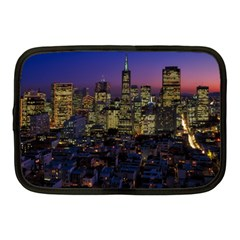 San Francisco California City Urban Netbook Case (medium)