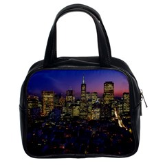San Francisco California City Urban Classic Handbags (2 Sides)