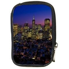 San Francisco California City Urban Compact Camera Cases