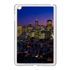 San Francisco California City Urban Apple Ipad Mini Case (white)
