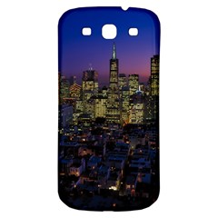 San Francisco California City Urban Samsung Galaxy S3 S Iii Classic Hardshell Back Case