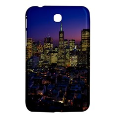 San Francisco California City Urban Samsung Galaxy Tab 3 (7 ) P3200 Hardshell Case