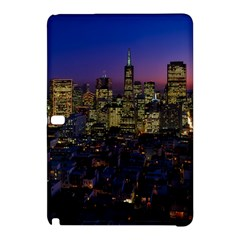 San Francisco California City Urban Samsung Galaxy Tab Pro 10 1 Hardshell Case