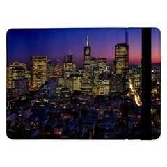 San Francisco California City Urban Samsung Galaxy Tab Pro 12 2  Flip Case