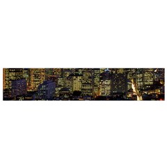 San Francisco California City Urban Flano Scarf (small)