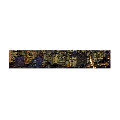 San Francisco California City Urban Flano Scarf (mini)