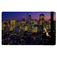San Francisco California City Urban Apple Ipad Pro 9 7   Flip Case