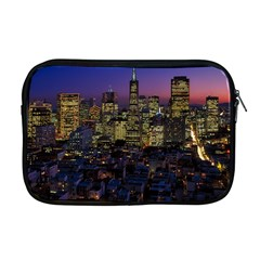 San Francisco California City Urban Apple Macbook Pro 17  Zipper Case