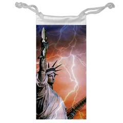 Statue Of Liberty New York Jewelry Bag