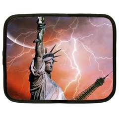 Statue Of Liberty New York Netbook Case (xxl)