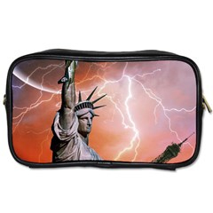 Statue Of Liberty New York Toiletries Bags