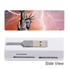 Statue Of Liberty New York Memory Card Reader (stick)