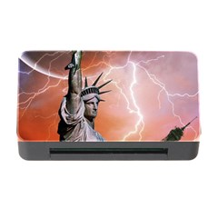 Statue Of Liberty New York Memory Card Reader With Cf