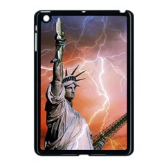 Statue Of Liberty New York Apple Ipad Mini Case (black)