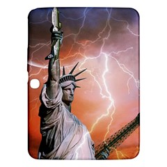 Statue Of Liberty New York Samsung Galaxy Tab 3 (10 1 ) P5200 Hardshell Case