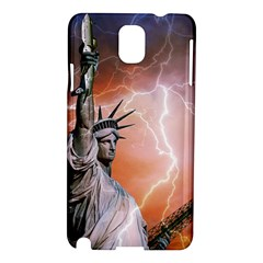 Statue Of Liberty New York Samsung Galaxy Note 3 N9005 Hardshell Case