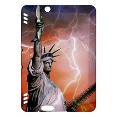 Statue Of Liberty New York Kindle Fire Hdx Hardshell Case