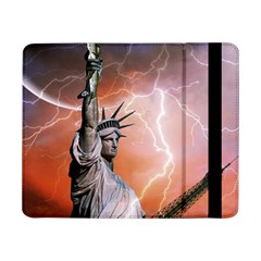 Statue Of Liberty New York Samsung Galaxy Tab Pro 8 4  Flip Case