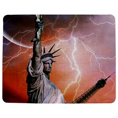 Statue Of Liberty New York Jigsaw Puzzle Photo Stand (rectangular)