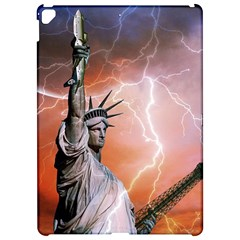 Statue Of Liberty New York Apple Ipad Pro 12 9   Hardshell Case