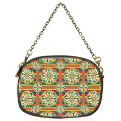 Eye Catching Pattern Chain Purses (two Sides)