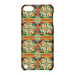 Eye Catching Pattern Apple Ipod Touch 5 Hardshell Case With Stand