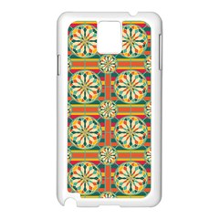 Eye Catching Pattern Samsung Galaxy Note 3 N9005 Case (white)