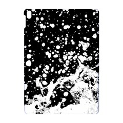 Black And White Splash Texture Apple Ipad Pro 10 5   Hardshell Case