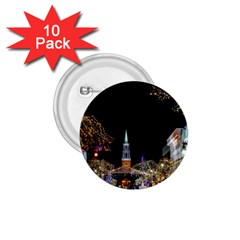 Church Decoration Night 1 75  Buttons (10 Pack)