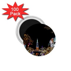 Church Decoration Night 1 75  Magnets (100 Pack)