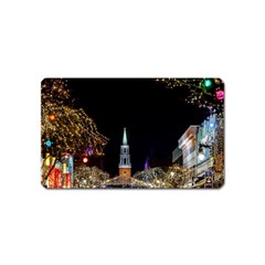 Church Decoration Night Magnet (name Card)