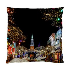 Church Decoration Night Standard Cushion Case (two Sides)