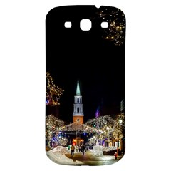 Church Decoration Night Samsung Galaxy S3 S Iii Classic Hardshell Back Case
