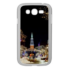 Church Decoration Night Samsung Galaxy Grand Duos I9082 Case (white)