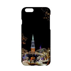 Church Decoration Night Apple Iphone 6/6s Hardshell Case
