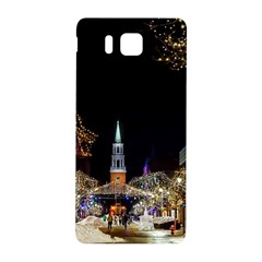 Church Decoration Night Samsung Galaxy Alpha Hardshell Back Case