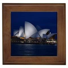 Landmark Sydney Opera House Framed Tiles