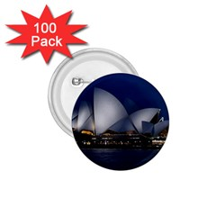 Landmark Sydney Opera House 1 75  Buttons (100 Pack)