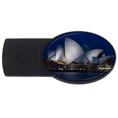 Landmark Sydney Opera House Usb Flash Drive Oval (2 Gb)