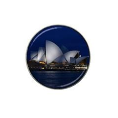 Landmark Sydney Opera House Hat Clip Ball Marker (10 Pack)