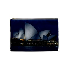 Landmark Sydney Opera House Cosmetic Bag (medium)