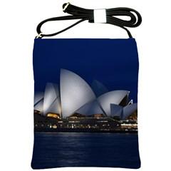 Landmark Sydney Opera House Shoulder Sling Bags