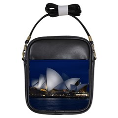 Landmark Sydney Opera House Girls Sling Bags