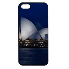 Landmark Sydney Opera House Apple Iphone 5 Seamless Case (black)