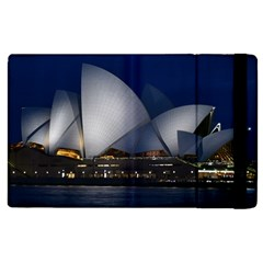 Landmark Sydney Opera House Apple Ipad 2 Flip Case